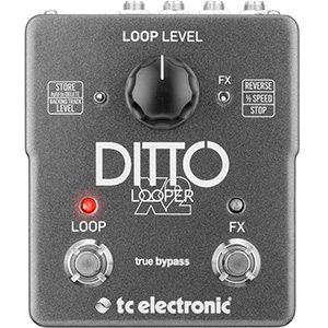 TC Electronic Ditto X2 Looper [DITTO X2 LOOPER]