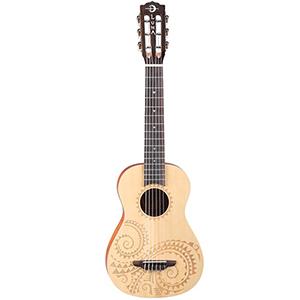 Luna Guitars Tattoo Ukulele [UKE TAT 6]