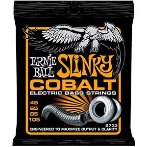 Ernie Ball 2733 Cobalt Hybrid Slinky Bass