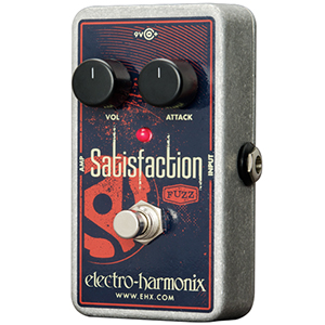 Electro Harmonix Satisfaction [SATISFACTION]