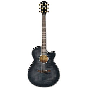 Ibanez AEG240 Transparent Black Sunburst [AEG240TKS]