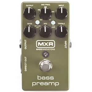 M81 Bass Preamp