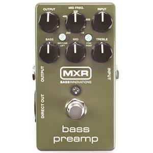 MXR Bass Preamp *Pre-Order [M81]