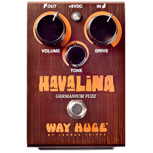 Way Huge WHE-403 Havalina Germanium Fuzz