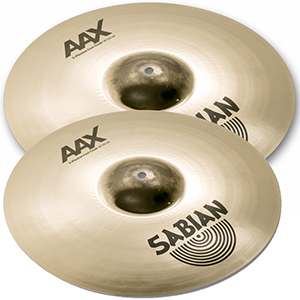 AAX-Plosion Crash Cymbal Pair