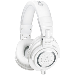 Audio Technica ATH-M50x White