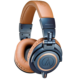 Audio Technica ATH-M50x Blue [ATH-M50XBL]