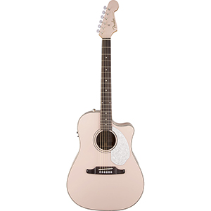 Fender Sonoran SCE Shell Pink [0968640056]