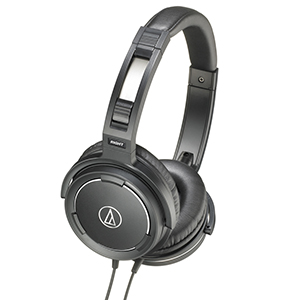 Audio Technica ATH-WS55 Black Refurbished
