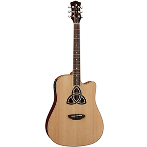 Luna Guitars Trinity Dreadnought [TRI D]