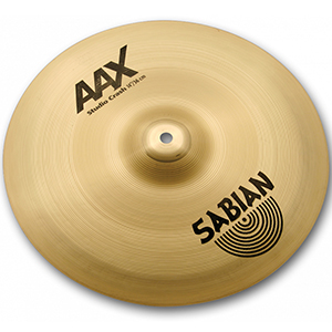 Sabian AAX Studio Crash -  14-inch