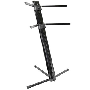 Strukture Two Tier Column Keyboard Stand [SK2T-BK]