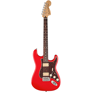 Fender FSR Hot Rod Strat HH Flat Hot Rod Red [0140204315]
