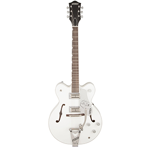 Gretsch G6137TCB Panther Center-Block White [2400600805]