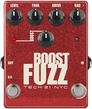 Tech21 Boost Fuzz [BSTM-F]