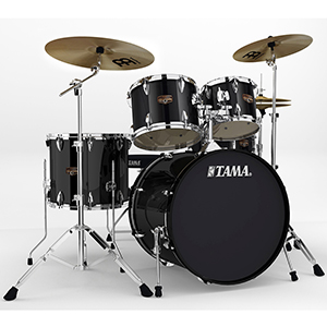 Tama IP52KCBK Imperialstar Black [IP52KCBK]