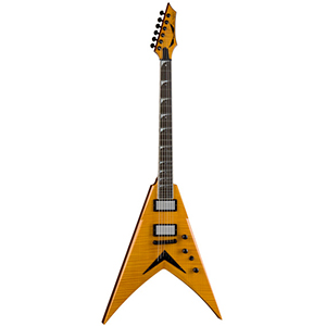 Dave Mustaine VMNT Limited Trans Amber