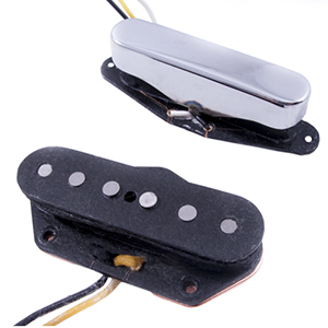 Fender Custom Shop Twisted Tele Pickups [0992215000]