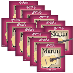 Martin M160 Classical Strings - 12 Pack [41M160]