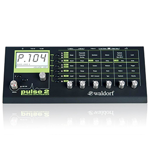 Waldorf Pulse 2 Analog Synthesizer Module [PULSE 2]