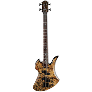 BC Rich Mockingbird Plus Bass Ghost Black [MBPGHBK]