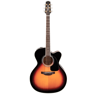 Takamine P6JC Brown Sunburst [P6JC-BSB]