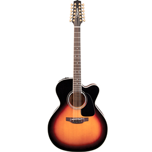 Takamine P6JC-12 Brown Sunburst [P6JC-12]