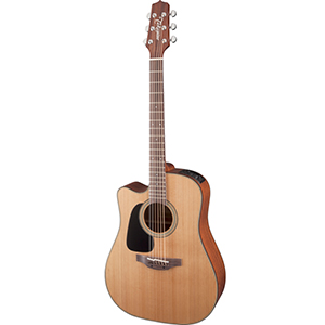 Takamine P1DC Left-Handed Natural [P1DC-LH]