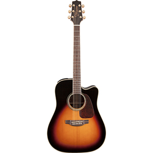 Takamine GD71CE Brown Sunburst [ GD71CE-BSB]