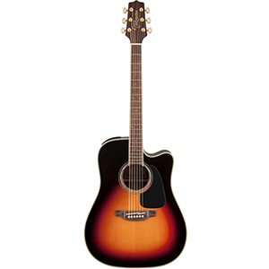 Takamine GD51CE Brown Sunburst [GD51CE-BSB]