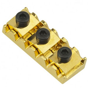 Floyd Rose Original Nut R-2 Gold Package [601212/P]