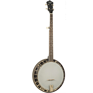 Recording King Starlight Resonator Midnight
