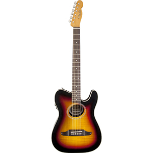 Telecoustic Premier 3-Color Sunburst