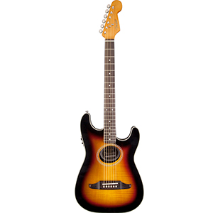Fender Stratacoustic Premier 3-Color Sunburst [0968706032]