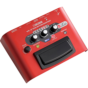 Boss VE-2 Vocal Harmonist *Pre-Order [VE2]