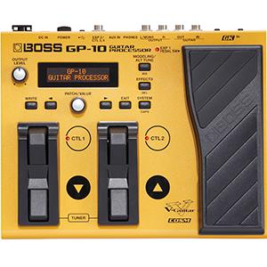 Boss GP-10S *Pre-Order [GP10GK]