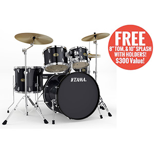 Tama IM52K Imperialstar Hairline Black [IM52KH6HLB]