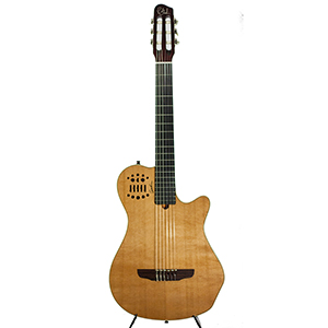 Godin Multiac Grand Concert SA Natural High-Gloss Blemished [012817F]
