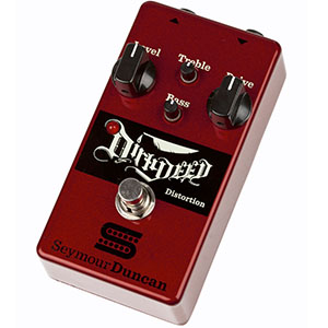 Seymour Duncan Dirty Deed Distortion Pedal [Dirty Deed Distortion Pedal]