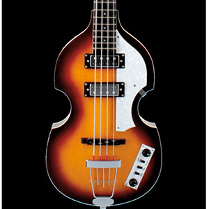 Hofner Violin Bass - Ignition Cavern Sunburst [HI-CA-SB-O]