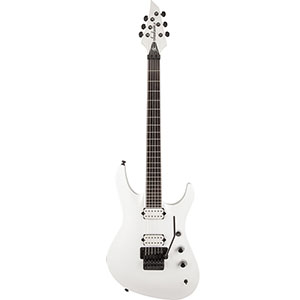 Chris Broderick Pro Series Soloist 6 Snow White