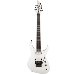 Chris Broderick Pro Series Soloist 7 Snow White