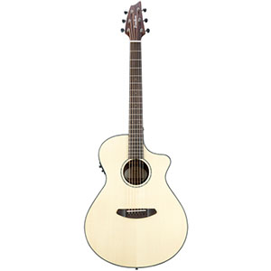 Breedlove Pursuit Concert Ebony [PURSUIT CONCERT EB]