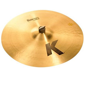Zildjian 20-Inch K Dark Crash Thin  [K0912]