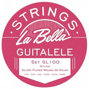 LaBella GL100 Guitalele / Guilele Strings
