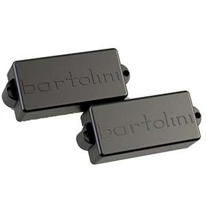 Bartolini 8CBP P Bass - 4 string Pickup Set