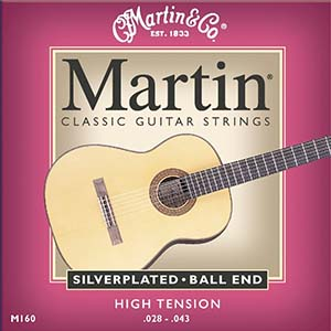 Martin M160 Classical Strings [41M160]