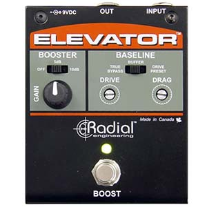 Radial Elevator