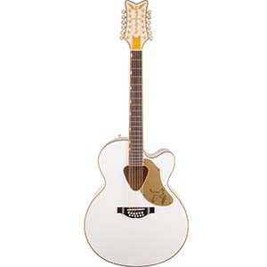 Gretsch G5022CWFE-12 Rancher Falcon - White