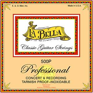 LaBella 500P Professional Concert & Recording